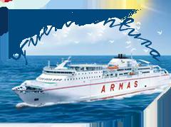 Ferry to Fuerteventura